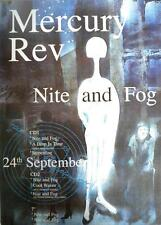 MERCURY REV POSTER NITE AND FOG