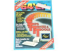 < 64er Sonderheft 24 > TIPS TRICKS TOOLS 64'er Magazin Markt & Technik (Z4G024)