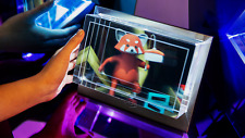 "Looking Glass 8,9"", a holographic display for 3d creators (CHECK VIDEO below)"
