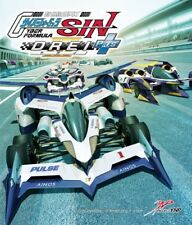 New  Doujin PC Video Game Future GPX Cyber Formula SIN Drei Plus Racing Japan