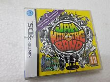 NINTENDO DS NINTENDO DS JAM WITH THE BAND SEALED