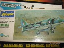 Hasegawa Gr.Mk-1 Vstol Hawker Siddeley Harrier-1/72 Scale-Free Shipping