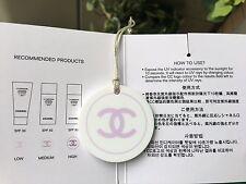 Rare New CHANEL UV Indicator Charms Ornament Handbag Accessories Limited