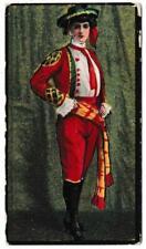 British American Tobacco - 'Beauties - Girls in Costumes' (c1903) - Card #21