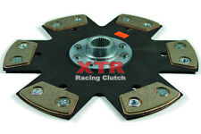 XTR STAGE 4 CERAMIC RIGID CLUTCH RACE DISC PLATE 90-91 ACURA INTEGRA