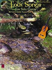 Partitions musicales et livres de chansons contemporains folk pour guitare