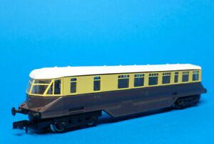 Graham Farish GWR Diesel Railcar No 19 N gauge