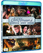 Jim Hensons Fantasy Collection 3-Disc The Dark Crystal/Labyrinth/Mirrormask