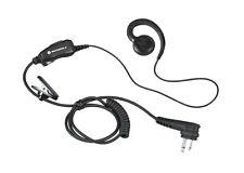 Motorola RLN6423F Lightweight Swivel Earpiece W/ PTT Microphone New