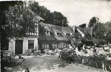 Carte CRIEL SUR MER Hostellerie de la Vieille Ferme à Mesnil Val Vue d'ensemble