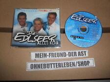 CD Volksmusik Die Edlseer - Alles klar (2 Song) MCD KOCH