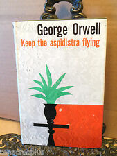1956 GEORGE ORWELL Keep the Aspidistra Flying 1st American Edition HBDJ