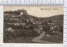D80)  CARTOLINA FOTO OTTIGLIO MONFERRATO ALESSANDRIA PANORANA 1920?