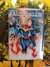 Loot Crate Marvel Exclusive January 2018 The Ultimates #10 Dodson Variant Pin