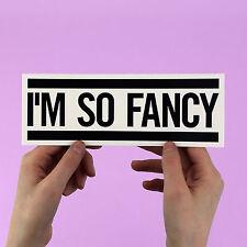 """Iggy Azalea Sticker! """"I'm So Fancy"""" clueless, the new classic,Nicki Minaj,bounce"""