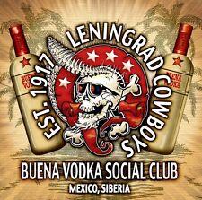 """LENINGRAD COWBOYS """"BUENA VODKA SOCIAL CLUB"""" CD NEU"""