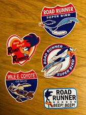 ROADRUNNER SUPER BIRD 5 Stück Aufkleber Sticker BEEP V8 Coyote Decal JDM Se012