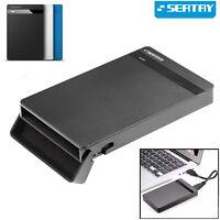 SEATAY 2.5'' USB 3.0 Boîtier Externe Housse Etui Case Pr SATA HDD/SSD Disque Dur