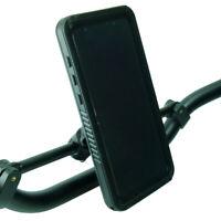 Kompakt Fahrrad Querstange Handy Halterung & Tigra Dry Schutzhülle Für Iphone 11