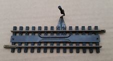 FLEISCHMANN HO Gauge 1700/2 100mm Straight Track Section with Uncoupler