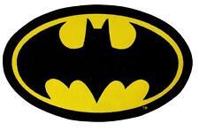 Batman Batcave Kids Superhero Rug Childrens Character Bedroom Classic Logo Sign