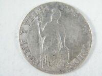 Moneda Perú. 4 Reales. Año 1836. Cuzco B. Plata | World Coins Silver