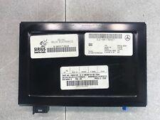 03-08 Mercedes W211 E320 E500 E55 ASirius Satellite Radio Receiver A1698270162