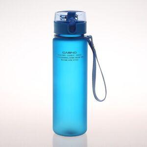 Gourdes, bouteilles isothermes Gourde Bouteille d'eau de Sport Cyclisme Camping