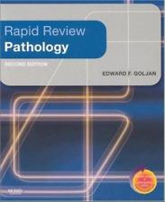 Rapid Review Pathology by Edward F. Goljan Medical School Review USMLE Step 1