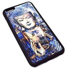 for iPhone 6 PLUS 6S PLUS Buddha India Buddhism Soft Hard Rubber Silicone Case