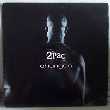 "2Pac ‎– Changes (Tupac) Original Press 12"" Vinyl R&B Hip Hop Rap"