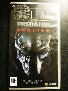 Sony PSP - Aliens Vs.Predator- Requiem