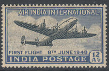 India (1947-Now) Aviation Stamps