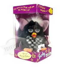 RARE Vintage Special Racing Edition FURBY 70-800 Limited 72,000 SEALED IN BOX!