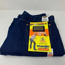 Wrangler Cowboy Cut 40x34 Jeans New With Tags