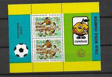 1982 MNH Indonesia Michel block 46a