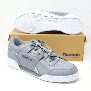 Reebok Workout Plus Cross Trainer Cold Grey Alloy DV8699 US 11.5 UK 10.5 EUR 45