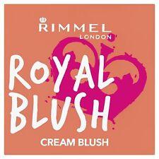 Rimmel Royal Blush, Cream Blusher by Rimmel, 001 Peach Jewel, Peach Shade, New