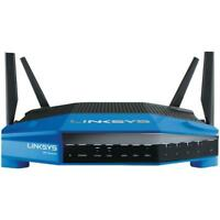 Linksys AC3200 Mu-Mimo Dual-Band Gigabit Wifi Router WRT3200ACM Good Shape