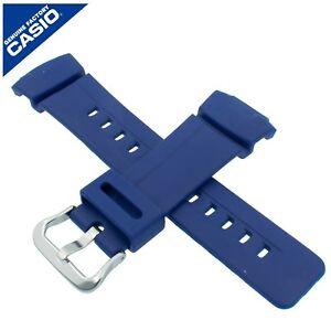 Genuine Casio Watch Strap Band for G-100CU-2A G 100CU 100 CU BLUE 10543942