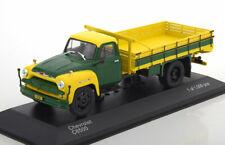 1:43 White Box Chevrolet C6500 1958 yellow/green
