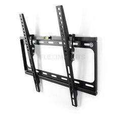Tilt TV Wall Mount Bracket Plasma Flat Screen 27 32 37 40 42 46 47 50 55 inch