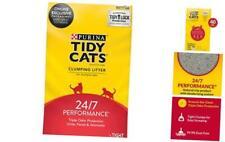 Purina Tidy Cats Clumping Cat Litter 40 lb. Bag 24/7 Performance