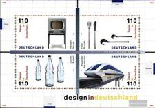 RFA (FR.Allemagne) Bloc 50 (édition complète) oblitéré 1999 conception