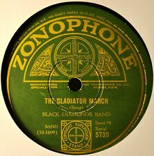 Black Diamonds Band The Gladiator March 78 NM High School Cadets Marching NICE