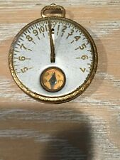 Vintage Antique Style Sundial Compass