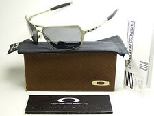 Oakley Inmate Light Black Polarized Sonnenbrille Deviation Probation Felon Romeo