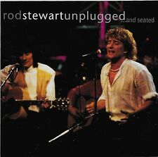 Rod Stewart ‎– Unplugged ...And Seated Label: Warner Bros. Records ‎1993 CD