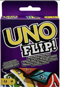 UNO Flip Card Game Family Children Party Fun Table Game