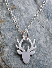 Sterling Silver No Stone Animals Insects Chain Fine Necklaces & Pendants